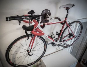 DIY Bike Holder - Wand Fahrradhalterung selbstgemacht 1