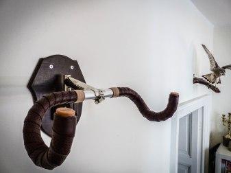 DIY Bike Holder - Wand Fahrradhalterung selbstgemacht 3